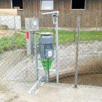 ER2-Pumpe mit automatischer Umstellung