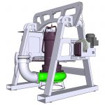 Gabelstapler-Hubgestell