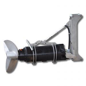 freigestelltes Foto Tauchmotormixer RW3 15kW