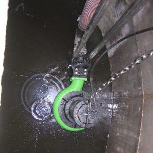 Installation B mit ER4-T Pumpe