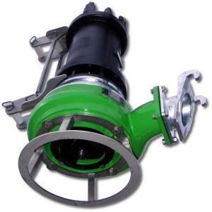 ER4-T Tauchmotorpumpe Unteneinzug
