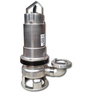 Abwasser-Tauchpumpe EP1 mit Storz-Kupplung