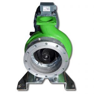 Saugmund ER4-E L-Pumpe mit Förderstromlaufrad