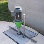 68-99-010 Grubentraverse mit ER3-Pumpe