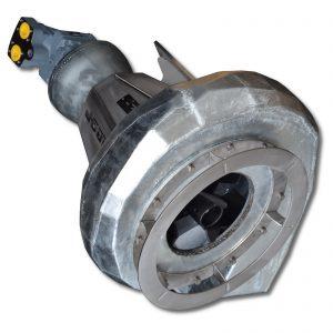 Pumpe mit Hydraulikmotor ER8-H XL