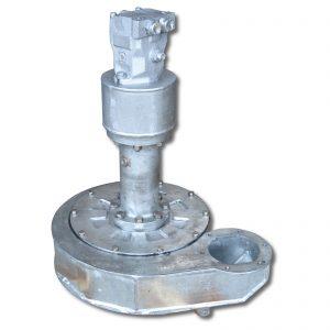 Pumpe mit Hydraulikantrieb ER8-H