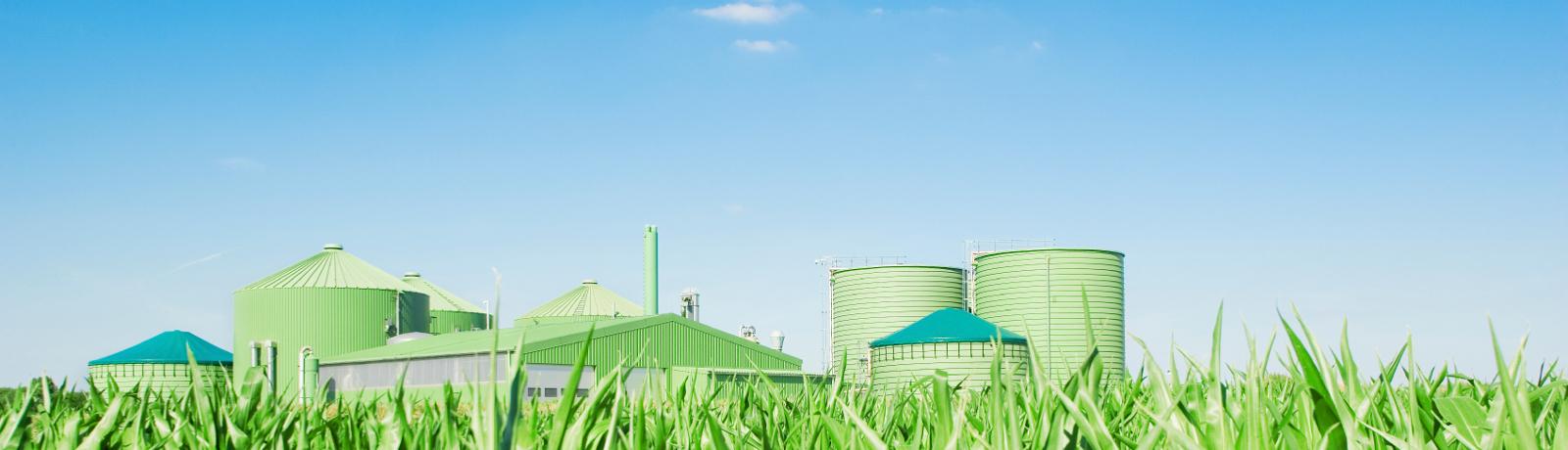 Pumpen, Rührwerke und Separatoren für Biogasanlagen