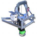 Frontlader-Hubgestell