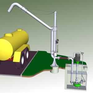 High-Speed Fassbefüllung mit der ER8-Pumpe