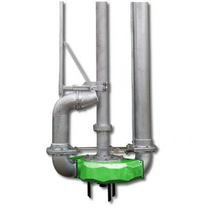 ER8-Pumpe Kreiselkammer