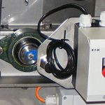 Rotationssensor im Separator