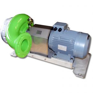 kompakte Bauform Inline-Pumpe ER3-E L 7,5kW