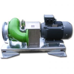 horizontale Inline-Pumpe ER3-E L