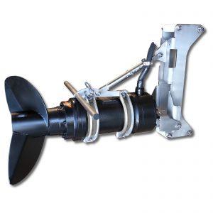 Tauchmotorrührwerk für Güllebehälter