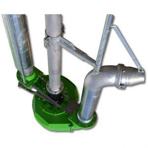 Foto Umstellung zwischen Rühren und Pumpen