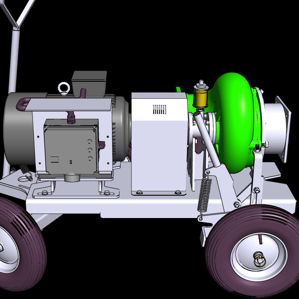 Bild mobile Beschleunigerpumpe ER3-E LF